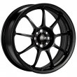 OZ Racing Alleggerita HLT - Matt Black