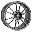 OZ Racing Ultraleggera - Matt Graphite Silver
