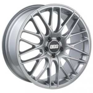 BBS CS5 - Brilliant Silver