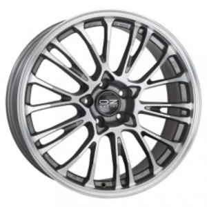 OZ Racing Botticelli - Grigio Corsa Diamond Cut