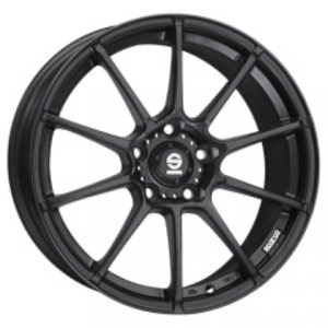Sparco Assetto Gara - Matt Black
