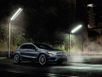 Диски OZ Racing - Mercedes-Benz GLA 45