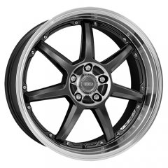 Dotz Fast Seven - Anthracite Polished Lip